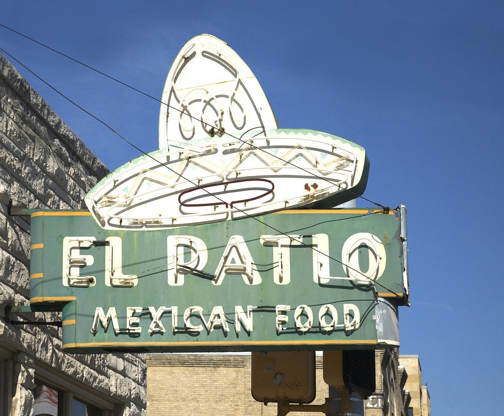 El Patio Austin TX | But thereu0027s actually no patio. | Debora Drower | Flickr & El Patio Austin TX | But thereu0027s actually no patio. | Debora ...