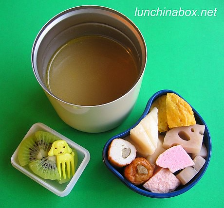 Oden lunch for preschooler | by Biggie*
