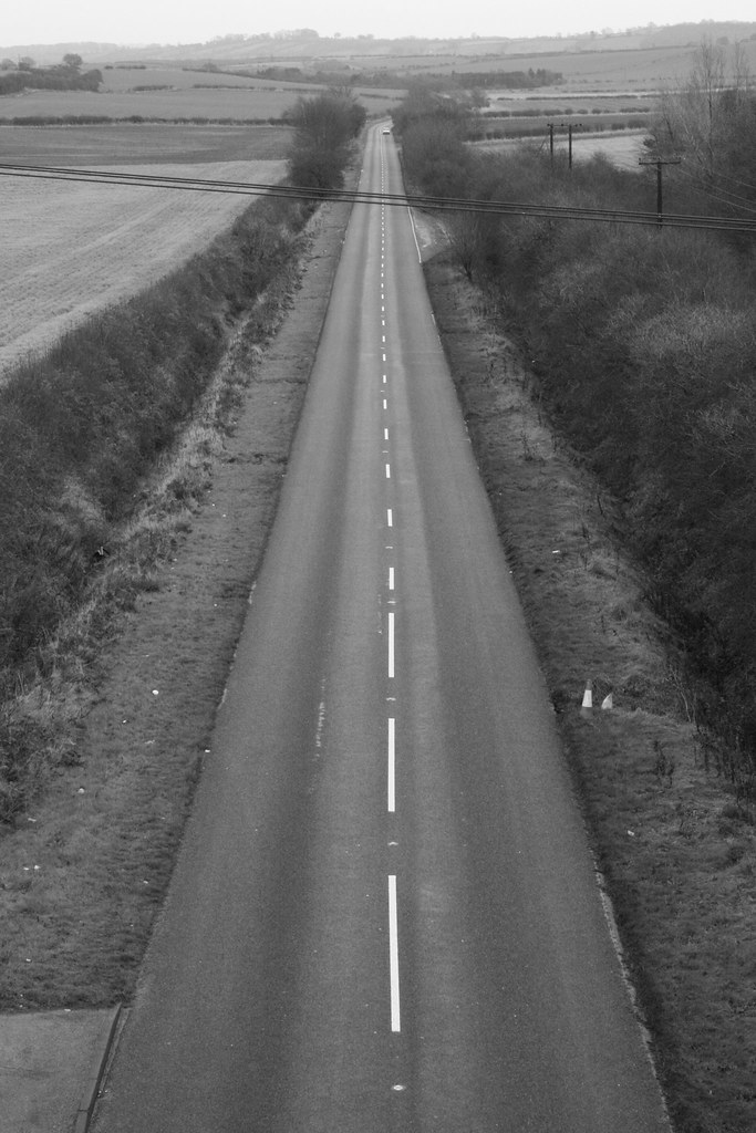 long straight road - photo #36