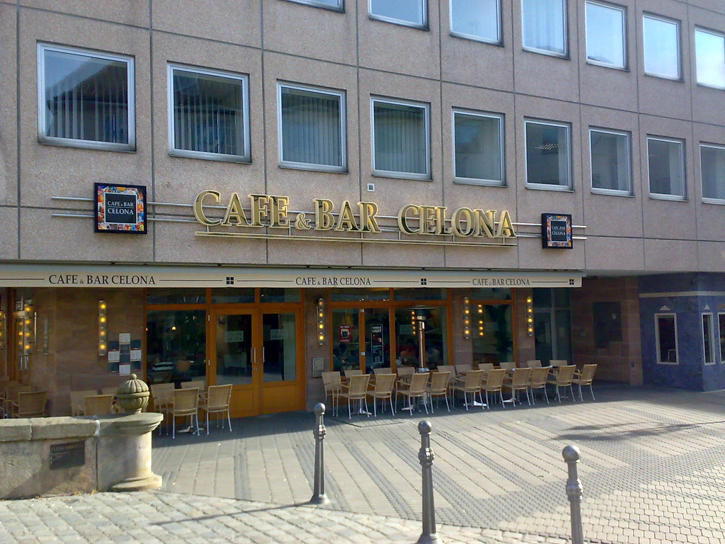 Cafe Bar Celona Hannover List