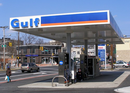 Gulf Gas Station Anderson Avenue Fort Lee Nj Jag9889