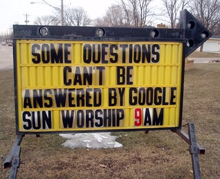 Some Questions Can't Be Answered by Google | by Mykl Roventine