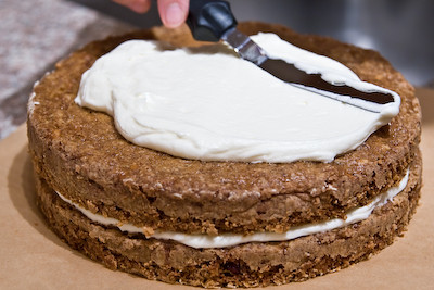 Carrot Cake Filling Without Cream Cheese