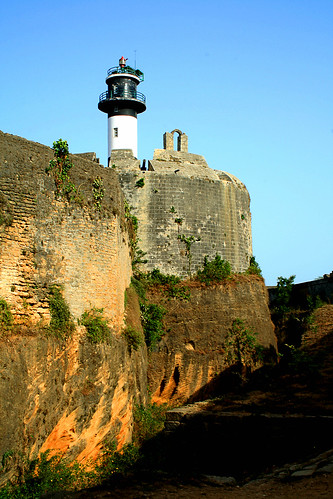 Lighthouse on the Fort. | by mindstock