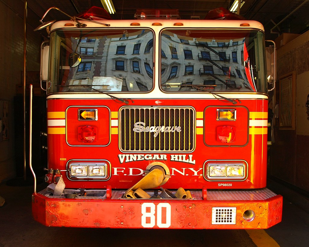 E080e Fdny Quot Vinegar Hill Quot Engine 80 Manhattanville New Y