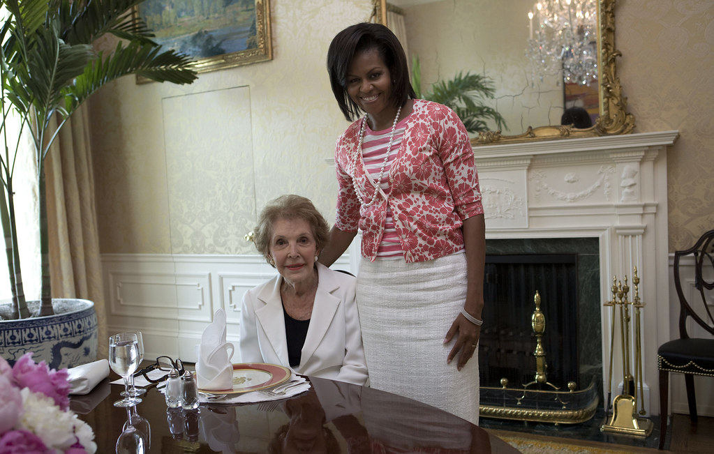 P060309sa 0498 First Lady Michelle Obama Visits With