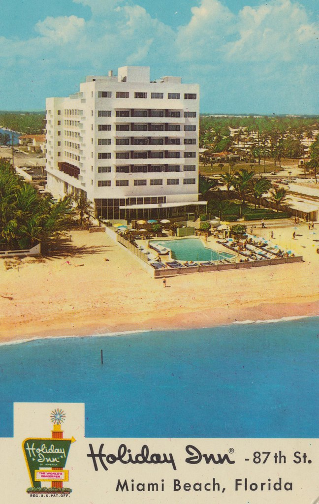 Holiday Inn 87th Street - Miami Beach, Florida