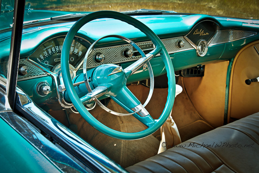 hdr cool car interior hdr of a really old car flickr. Black Bedroom Furniture Sets. Home Design Ideas