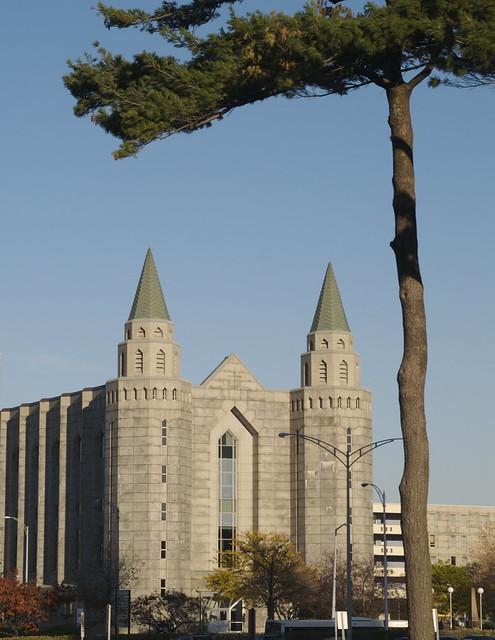 Grand Séminaire, Université Laval