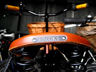 Saddle Up with Brooks | by Mikael Colville-Andersen