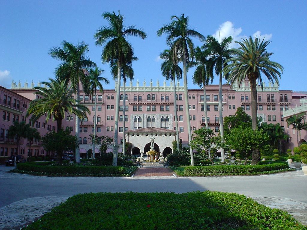 Boca Raton Resort And Spa Hotel