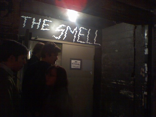 Los angeles dating by smell