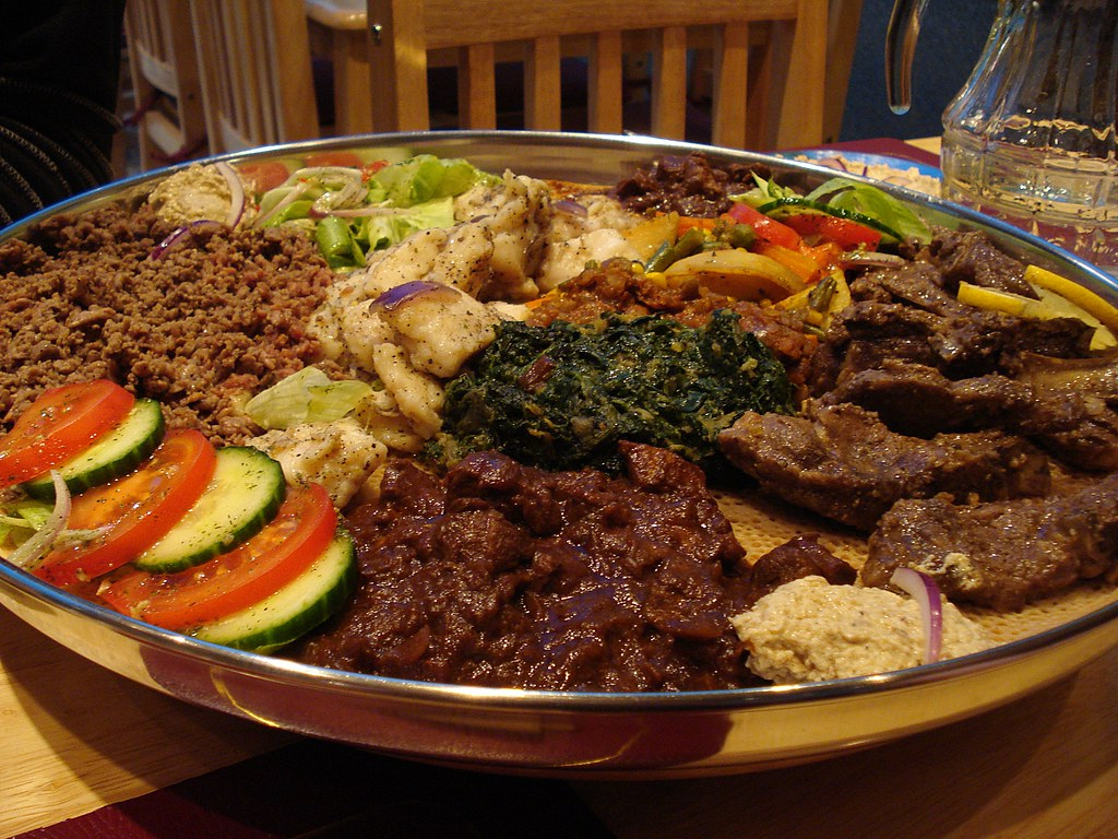 Eritrean Restaurant Near Finsbury Park Station