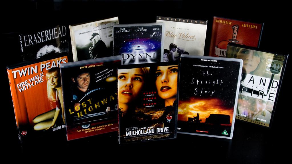 DVD Collection: The Da...
