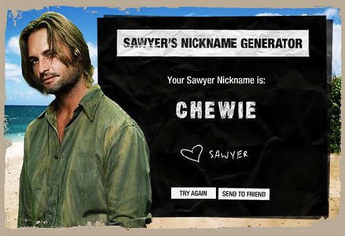 Apparently Sawyer Loves Me | by libraryman