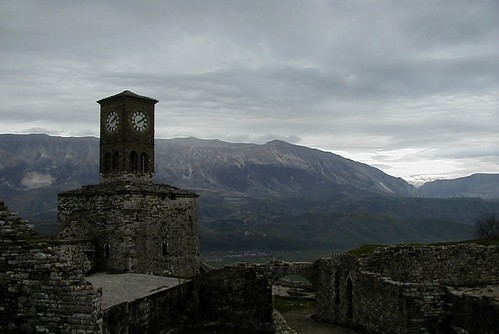 Fortress, Gjirokaster | by curtp