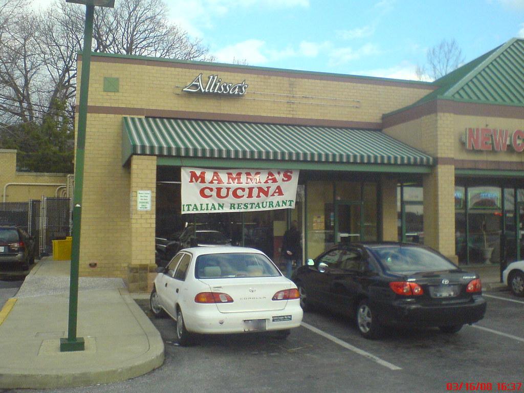 Mama S Italian Kitchen Houghton Takeaway