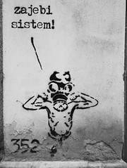Fuck the System! | by golicdejan