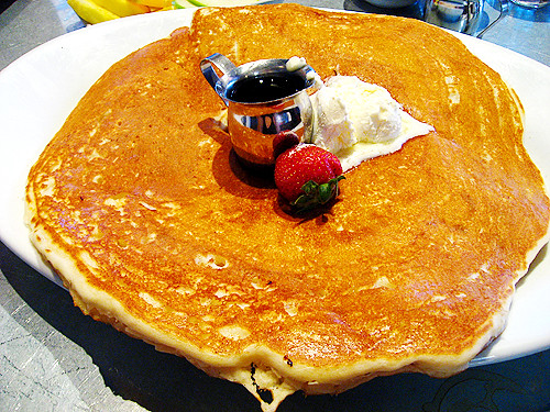 ... Buttermilk Pancake From Hash House A Go Go, Las Vegas | By Titagurl