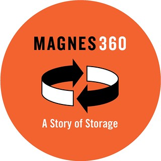 Magnes 360 A Story of Storage | by MagnesMuseum