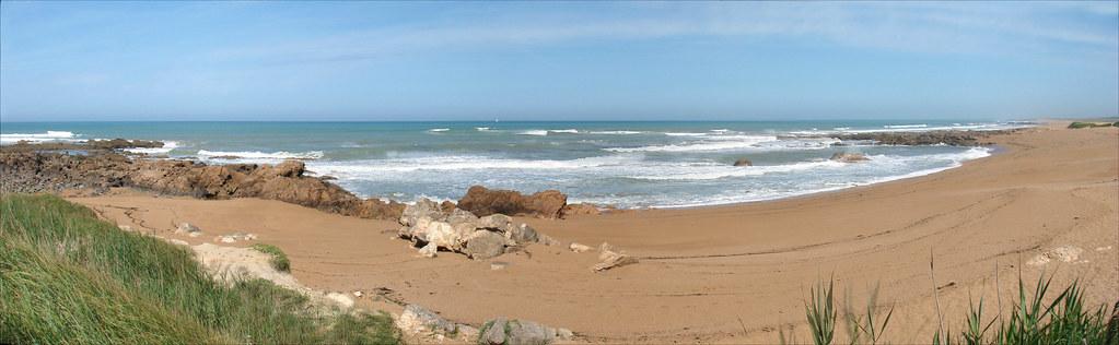 La plage de la paracou sables d 39 olonne la plage de la pa flickr - Office de tourisme sable d olonne ...