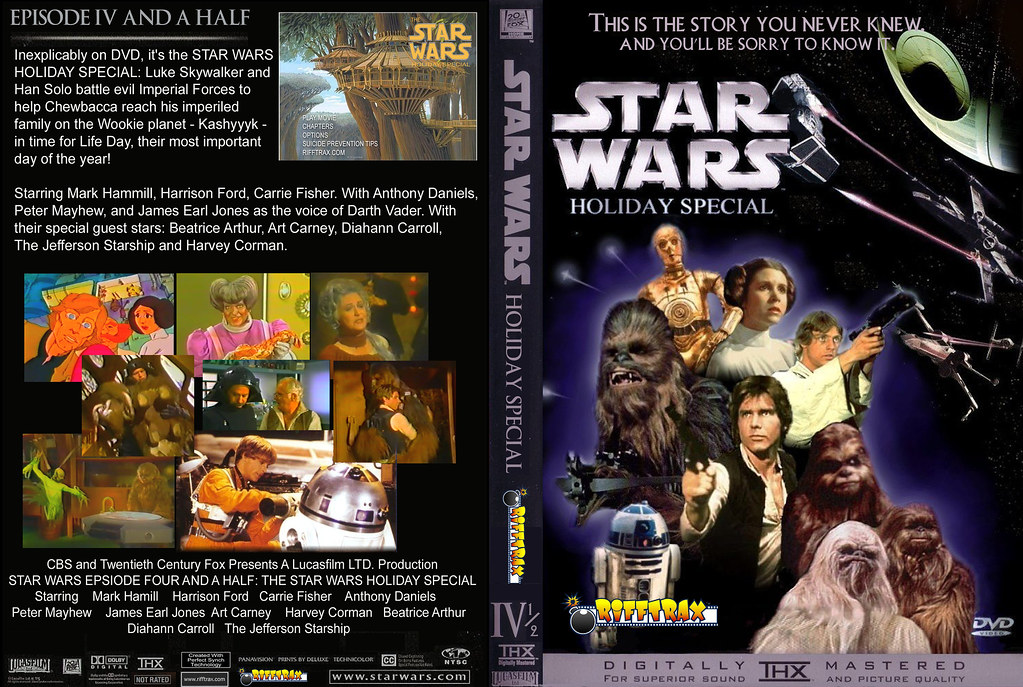 Star Wars Holiday Special Rifftrax Std | Compound97 | Flickr