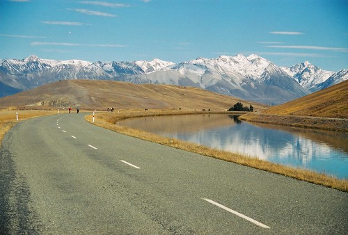 Milford Wilderness Cycle - Tekapo