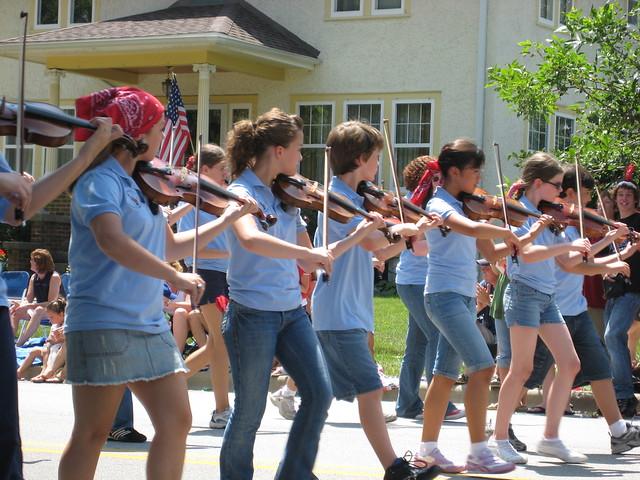 Downers Grove Suzuki Strings