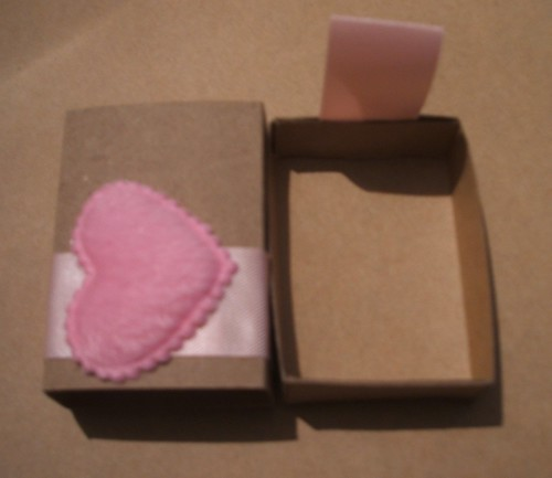Pink & Girly Matchbox - Sent for Phatelara | by InceyWincey