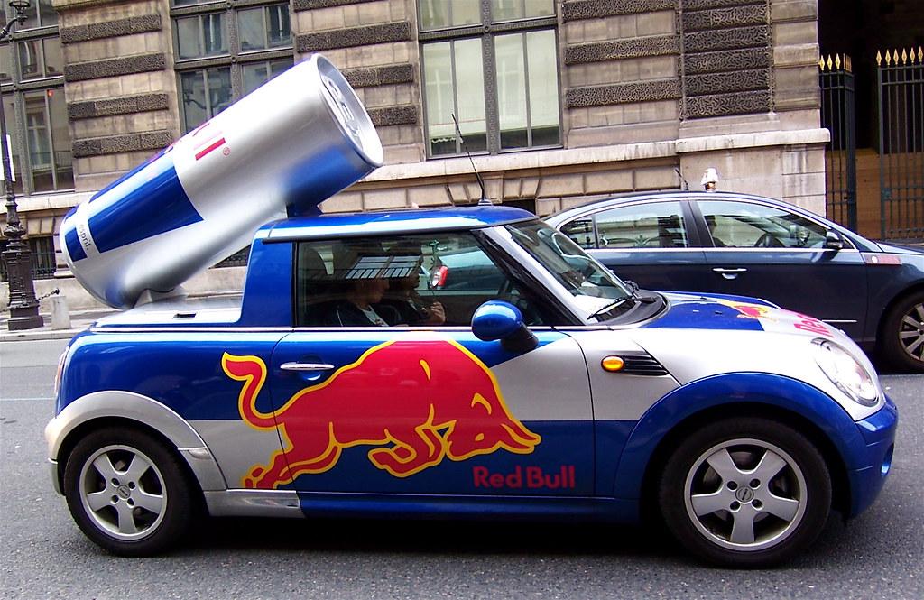 Red Bull - Redbull | Street marketing pour Red Bull ...