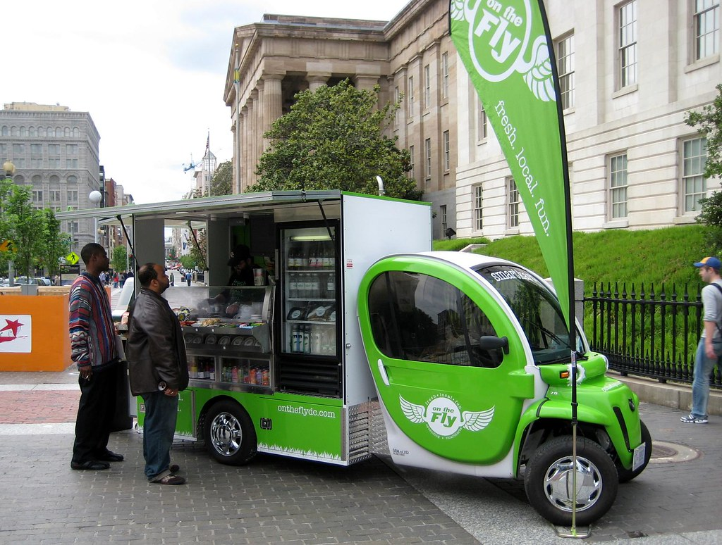 Smart Kart Nifty Street Food Cart By The National