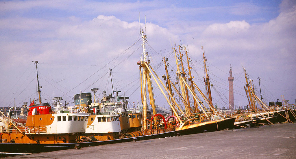 83 grimsby docks august 1963 from the days when for Take me fishing org