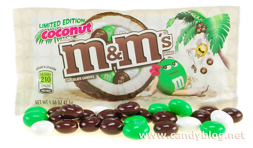 M&Ms Limited Edition Coconut | by cybele-