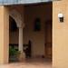 Spanish style doorway