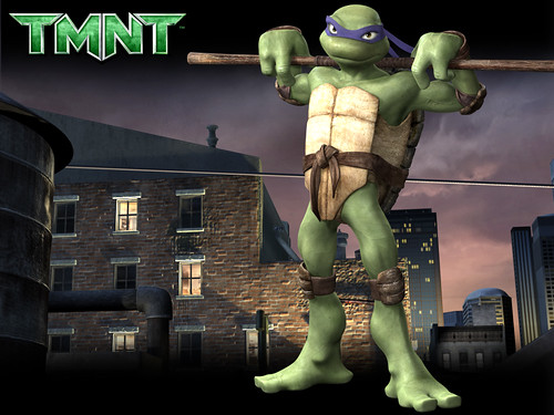 Donatello Bo Staff