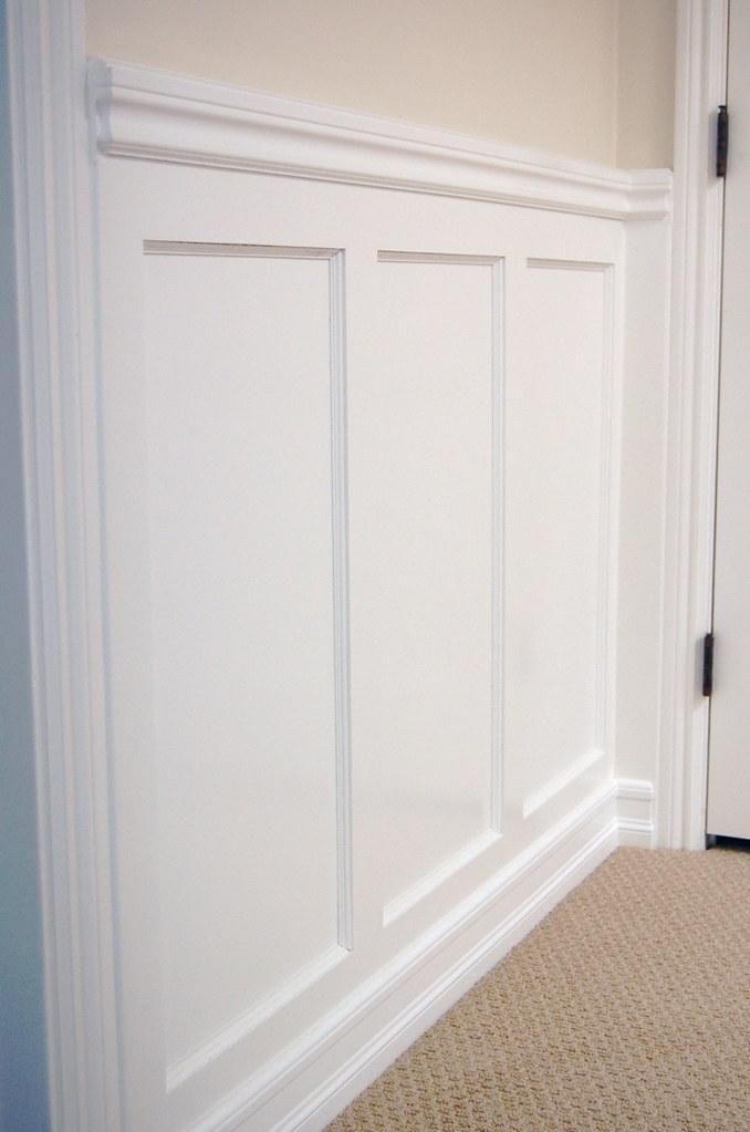 Half Wall Wood Paneling: Half Inch Wainscot 17.jpg