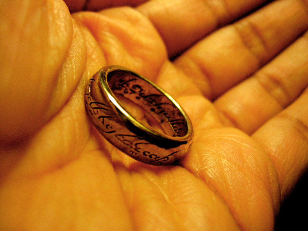 Day 175 One Ring Yep I Know I M A Big Nerd I M Okay