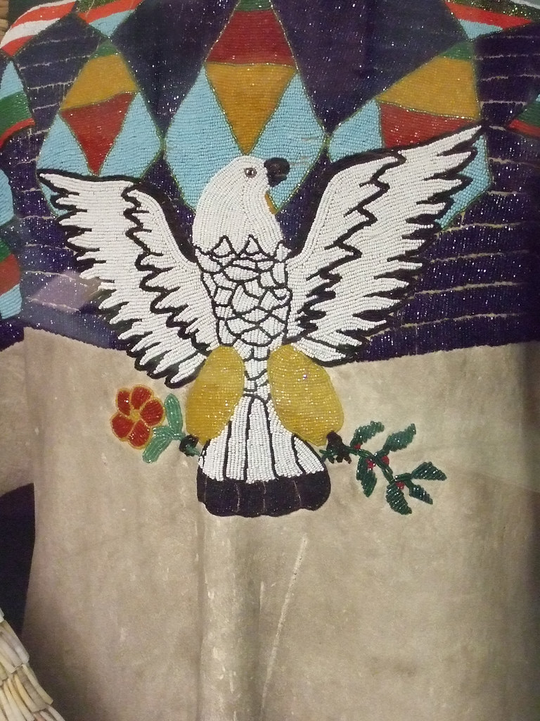Plateau Native American Women Clothing