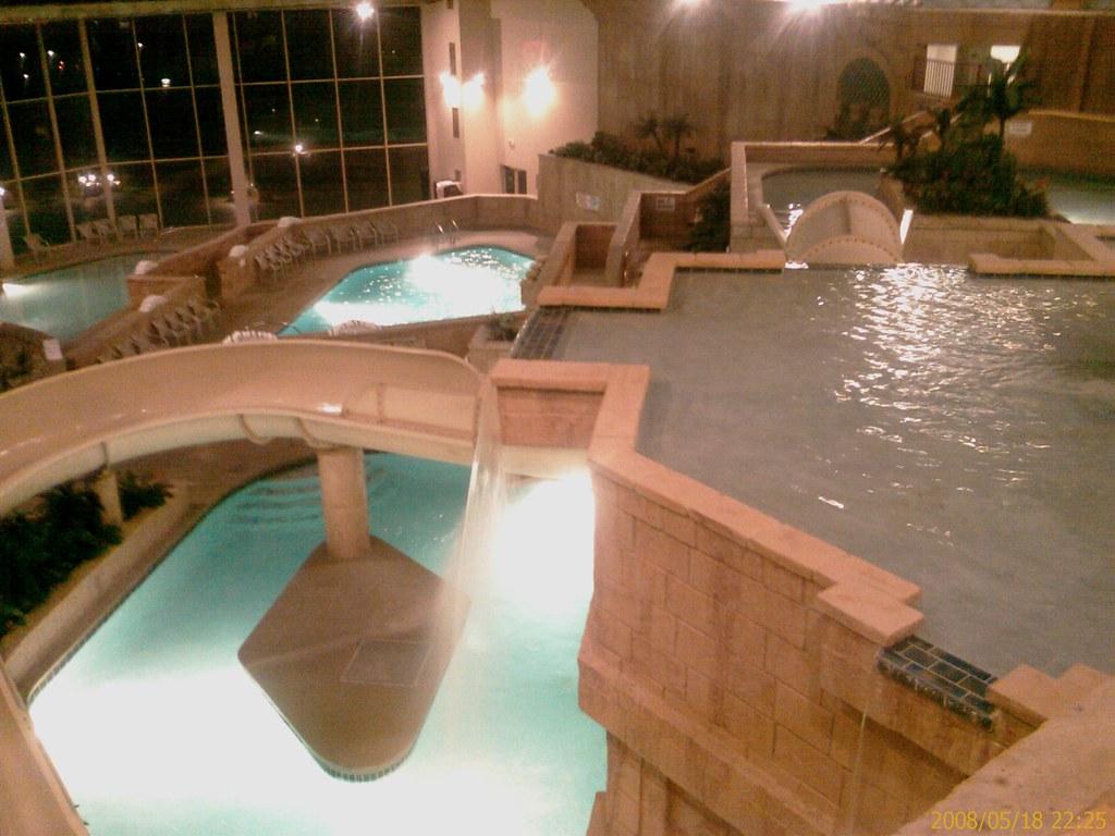 Water casino