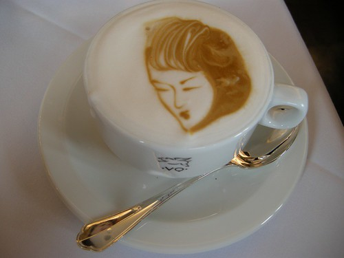Cappuccino art | by Jordana Z.