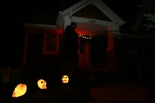 Halloween Decorations 2007 | by soulie12