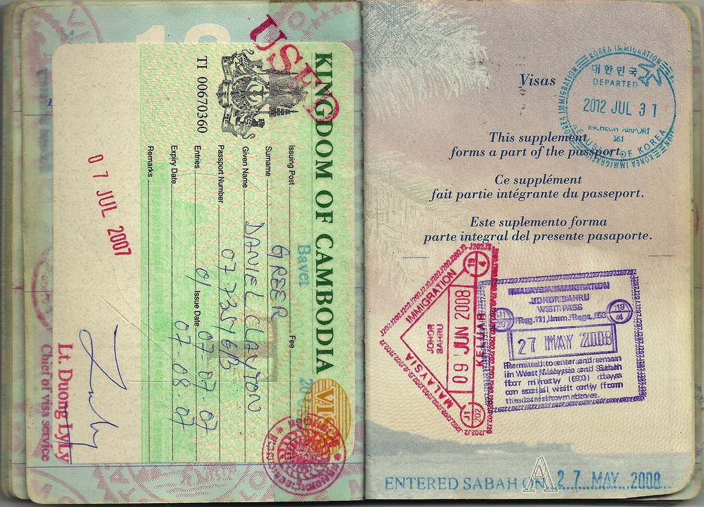 how to get a cambodian passport