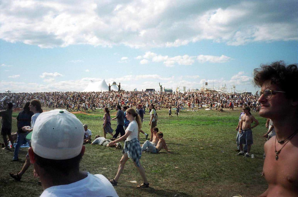 The Clifford Ball August 16 17 1996 Phish At The
