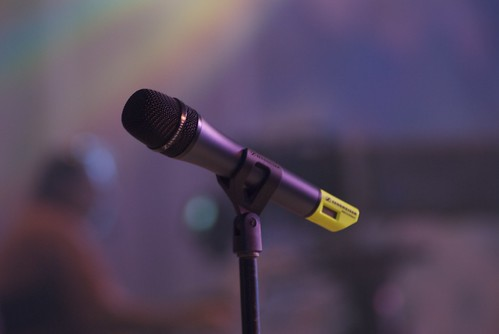 Microphone | by p_a_h