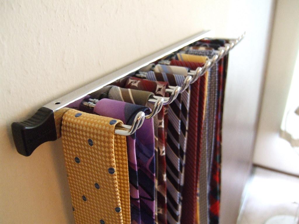 Tie Rack (Closetmaid) | Pretty Cool... And Simple. (I Got Itu2026 | Flickr