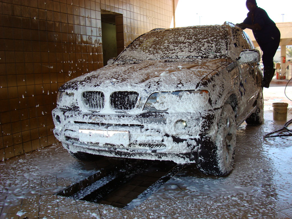 Best Car Wash Irvine