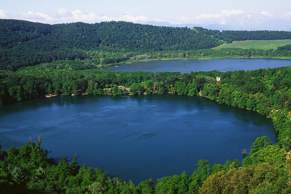 Laghi di monticchio rionero in vulture pz basilicata for Disegni di laghi