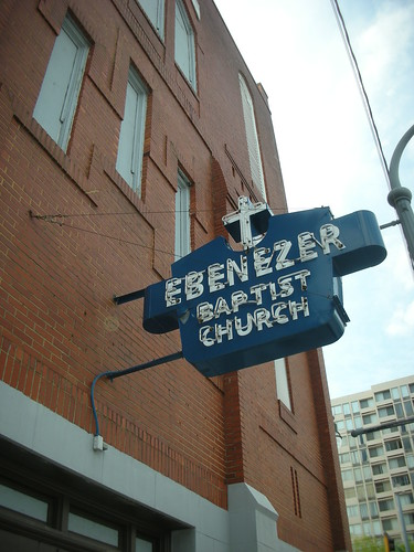 Ebenezer Baptist Church in Atlanta | by Old Shoe Woman