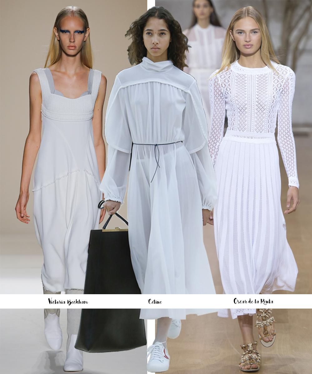 trendy wiosna - lato 2017_biała sukienka_1