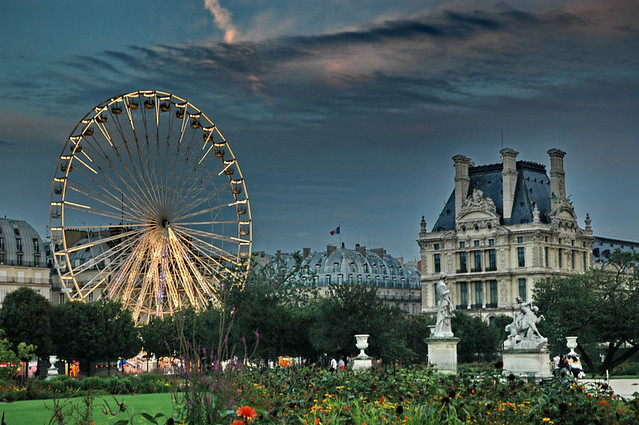 Jardin des tuileries paris the tuileries garden for Jardins tuileries paris france